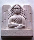 Angel by Danny Clahane, Sculpture, Portland stone