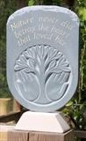Tree of Life by Danny Clahane, Sculpture, Slate