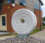 Vortex by Danny Clahane, Sculpture